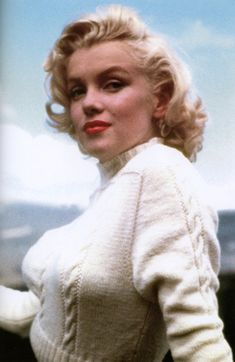 Marilyn Monroe (born Norma Jeane Mortenson; June 1, 1926 – August 5, 1962)