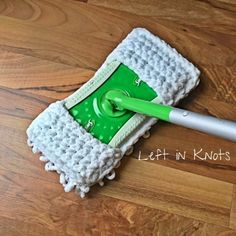 Quick And Thick DIY Sweeper Cover