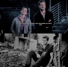 They were a great couple Greys Anatomy Episodes, Greys Anatomy Funny, Grey Anatomy Quotes, Grays Anatomy, Stupid Funny Memes, A Funny, Grey's Anatomy Lexie, Lexie And Mark, Grey Quotes