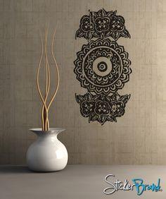 Vinyl Wall Decal Sticker Moroccan 3 OSAA116B. $49.95, via Etsy.