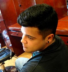 Latest hairstyles for men in 2013 by Alire Hair Design, Orange County hair salon, Irvine