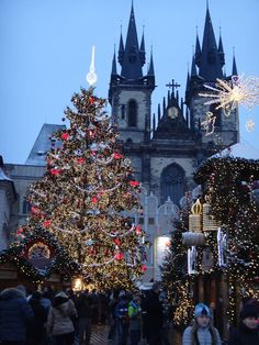 Prague--Christmas Market