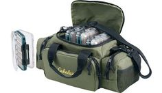 Cabela's Double-Sided Fly Box/Bag Combo at Cabela's