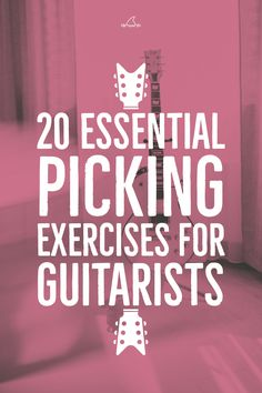 Alternate picking for Guitarists. 20 essential picking exercises for guitarists. Includes TAB and Fr Guitar Strumming, Guitar Chords Beginner, Guitar Chords For Songs, Music Chords, Guitar For Beginners, Guitar Tips, Fingerstyle Guitar, Music Theory Guitar, Music Guitar