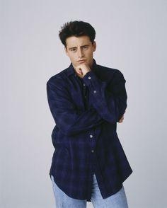 "Friends Matt LeBlanc as ""Joey Tribbiani"" The Cast Of Friends, Tv: Friends, Serie Friends, Friends Moments, Friends Forever, Friends Episodes, David Schwimmer, Ross Geller, Joey Tribbiani"