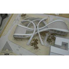 centro cultural y espacios públicos