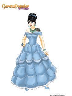 princesa - evento da rainha