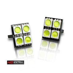 RAZIR T10 4-SMD 5050 LED (PAIR) $7.95