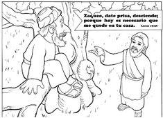SGBlogosfera. Amigos de Jesús: HISTORIA DE ZAQUEO: ACTIVIDADES