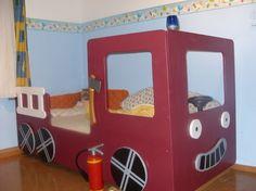 Etagenbett Feuerwehr : Kinderbett feuerwehr awesome etagenbett