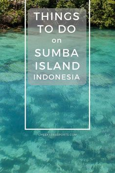 Sumba island was becoming more and more interesting as I started looking at ways of getting there and traveling around an island which sounded so raw and undeveloped, and yet was a mere 1 hour's flight away from Bali. Intrigued by the prospect, we headed to Sumba island in Indonesia, to explore a rarely visited spot! Java, Ubud, Travel Abroad, Asia Travel, Hanoi, Places To Travel, Places To See, Vietnam, Thailand