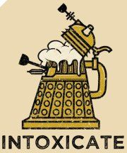 Someone needs to make a Dalek beer stein immediately.