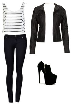 """""""Untitled #5"""" by kcorona ❤ liked on Polyvore featuring River Island"""