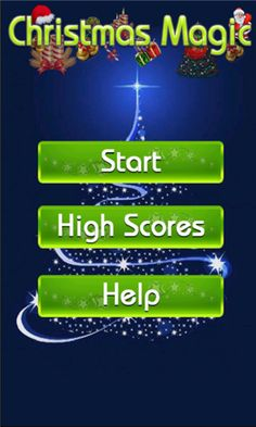 Christmas Magic is a very challenging game for both kids and  grown ups alike. Charge-up your memory boosters with this  amazing game where kids can discover Christmas decoration items. Find matching pairs by tapping on the cards and score highest.