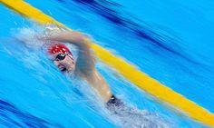 Photo #2: July 29, 2012 - UK - swimming -by Al Bello -276x460    Rebecca Adlington