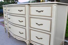 Reduced Drexel Touraine French Provincial Bedroom