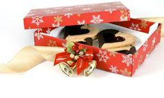 10 ideas de platos caseros para regalar en Navidad