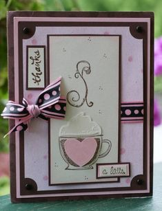 home made cards... its called stamping. i wish i could make cute things like this