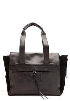 TIGER OF SWEDEN Gonzaga Bag 050 Black