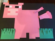 minecraft pig game - Google Search