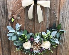 Spring wreath, Spring wreaths for front door, Summer wreath – Wreath For Front Door İdeas. Wedding Dress Sash, Wedding Belts, Bridal Sash, Wreaths For Front Door, Door Wreaths, Easter Wreaths, Christmas Wreaths, Christmas Christmas, Christmas Decorations