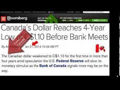 God's Curse against Canada