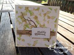 Glückwunschkarte Hydrangea, Cards