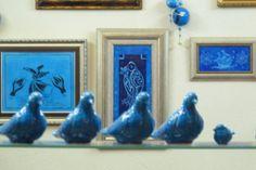 Kütahya Hand Made Birds