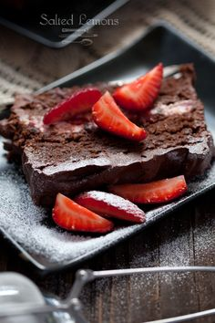 It's been a while since I wanted to make this cake. It's from GoodFood  and everybody that has made it claims it's the best chocolate c...