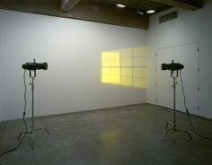 Yellow double hung wi... • Artwork • Studio Olafur Eliasson