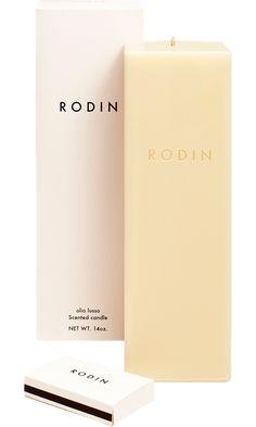 Rodin Olio Lusso Candle