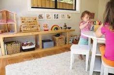 Resultado de imagen de montessori en casa