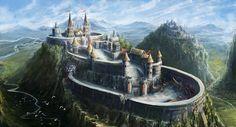 [Castle by mrainbowwj]