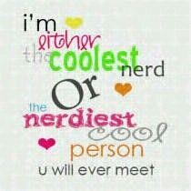 Nerdiest person!!!!