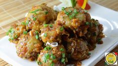 Mushroom Manchurian Dry Recipe  - By Vahchef @ vahrehvah.com
