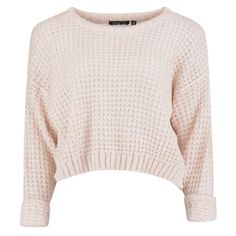 Amber Crop Jumper