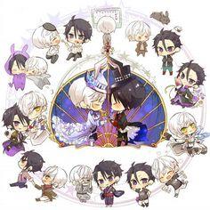 Shun and Hajime