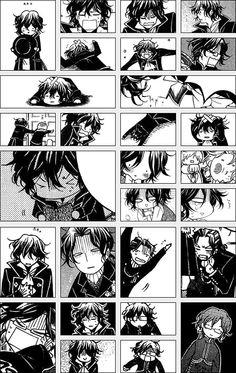 The Best of Gilbert Nightray Pandora Hearts Gilbert, Gilbert Nightray, Xerxes Break, Manga Anime, Manga Box Sets, Deadman Wonderland, Alice, Free Anime, Vanitas
