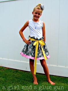 guest posting…pocket skirt