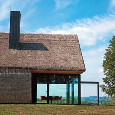 Contemporary Interpretation of a Traditional Zagorje Cottage PROARH