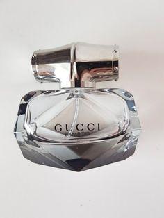 Mijn favoriete beautyproducten van de maand juli - Gucci Bamboo Eau de parfum