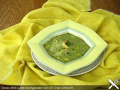 Brennnessel - Giersch - Löwenzahn Suppe