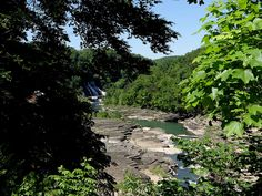 Rock Island, Tennessee.. where we just went a few weeks ago. GORGEOUS!