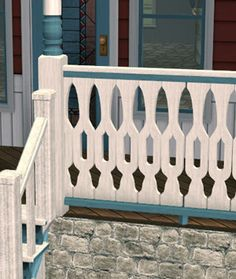 sawn balusters | The fence has been fixed and its guid changed, please redownload it ...