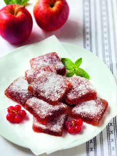 Pâte de pommes : Recette de Pâte de pommes - Marmiton