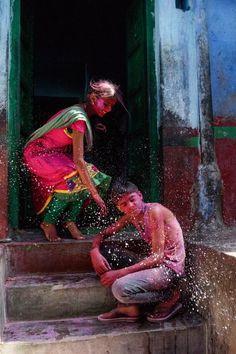 During Holi Festival . Jodhpur 。\|/ 。☆ ♥♥ »✿❤❤✿« ☆ ☆ ◦ ● ◦ ჱ ܓ ჱ ᴀ ρᴇᴀcᴇғυʟ ρᴀʀᴀᴅısᴇ ჱ ܓ ჱ ✿⊱╮ ♡ ❊ ** Buona giornata ** ❊ ~ ❤✿❤ ♫ ♥ X ღɱɧღ ❤ ~ Sa 04th April 2015