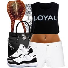Untitled #1530, created by ayline-somindless4rayray on Polyvore