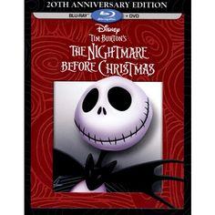 Tim Burton's The Nightmare Before Christmas (20th Anniversary Edition) (Blu-ray) (Widescreen)