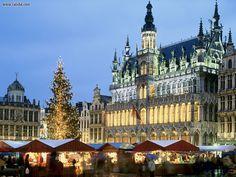 brussels belgium | Brussels, Belgium, The Grote Markt