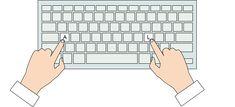 Implicit Computer Keyboard, Electronics, Computer Keypad, Keyboard, Consumer Electronics